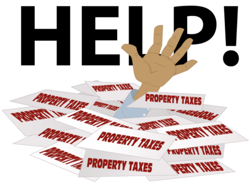 help with property taxes