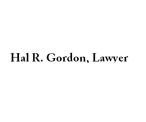 Hal R. Gordon, Lawyer
