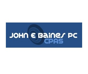 John E Baines PC
