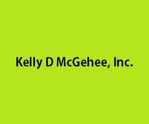 Kelly D McGehee, Inc.