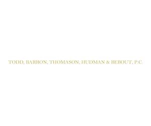 Todd, Barron, Thomason, Hudman & Baxter, P.C.